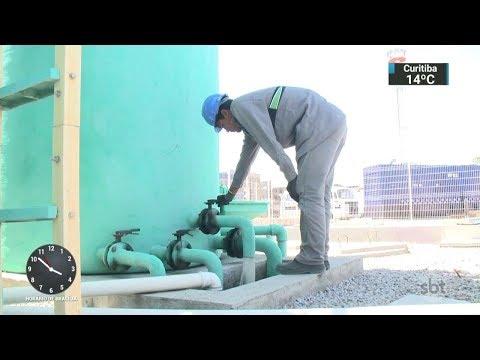 Primeiro poço horizontal deve ajudar a combater seca no Ceará   SBT Notícias (25/10/17)