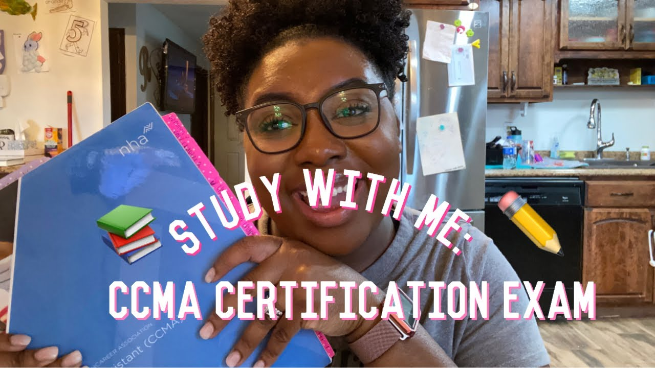 medical ccma certification assistant study