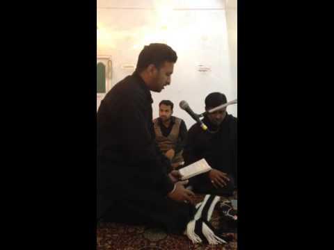 Abbas saqqa darya na jao by Abbas Hassan