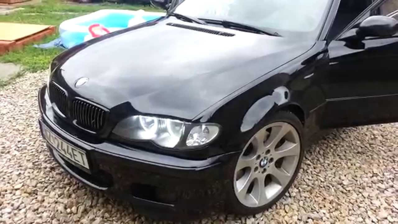 bmw e46 330d 150kw engine sound youtube. Black Bedroom Furniture Sets. Home Design Ideas