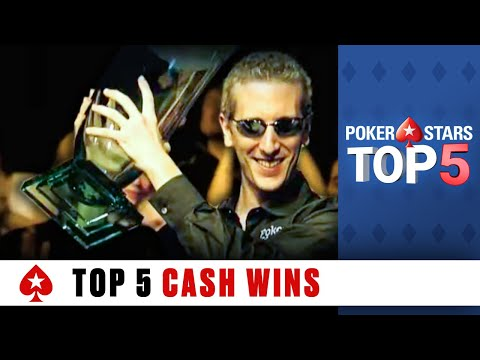Top 5 Poker Moments - EPT Season 5: Cashes - PokerStars.com - 동영상