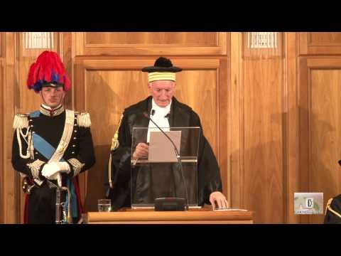 Relazione svolta dal Presidente della Corte dei conti Raffaele Squitieri