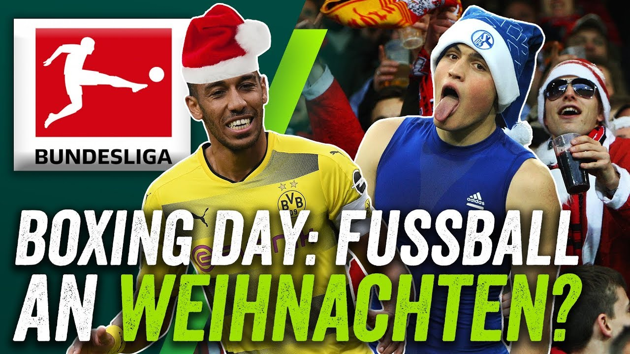 boxing day fußball