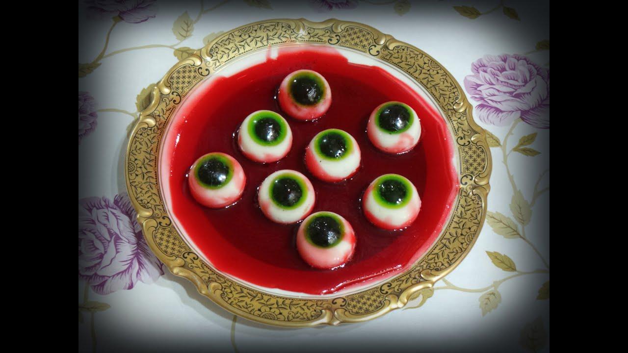 съедобные глаза на хэллоуин рецепты с фото неядовитых