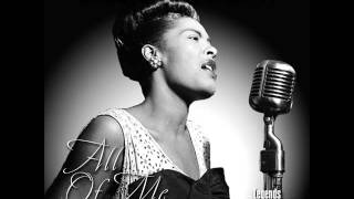 Billie Holiday- All of Me