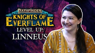 Pathfinder: Knights of Everflame - Linneas Lennon Level Up
