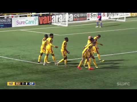 SUFCtv: HIGHLIGHTS Sutton United vs Chesterfield VNL 30/10/18