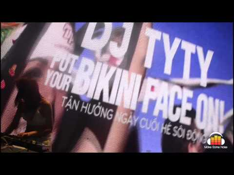 DJ TYTY | RSVP Beach Party 2015 | The Imperial Vung Tau |
