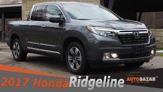 2017 Honda Ridgeline видео. Тест Драйв Хонда Риджлайн 2017 на русском. Авто из США. Пикапы Америки.