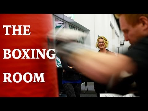 The Boxing Room - Adelaide Fitness Expo