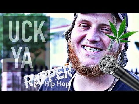 Stay High On Weed: Rapper Living on a Camper (by UCKYA)