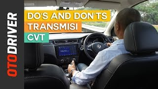 Download Video Tips Cerdas Memakai Transmisi CVT | OtoDriver | Supported by DFSK MP3 3GP MP4
