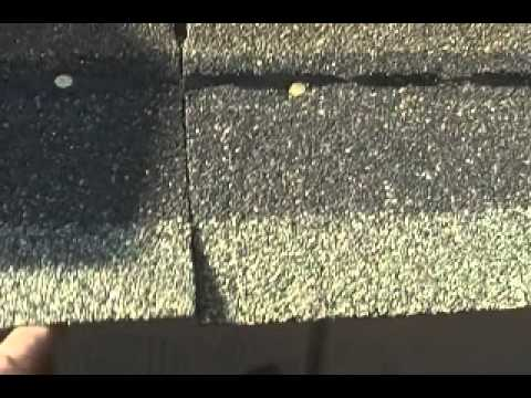 How To Roofing The Purpose Of A Starter Shingle Youtube