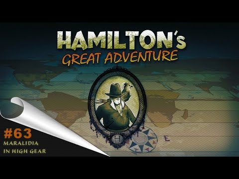 Hamilton's Great Adventure Gameplay - (PC FULL HD) - Maralidia - In High Gear  
