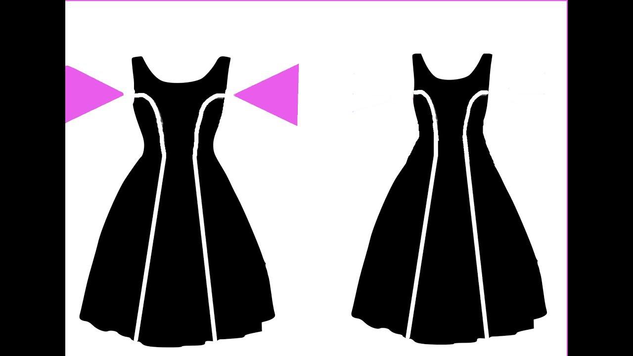Kleid enger nahen selber