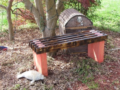 diy-2x4-slated-bench