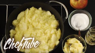 How to Stew Apples - Recipe in the description