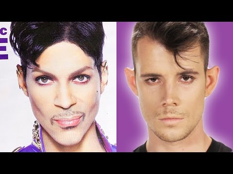 Guys Get Makeovers Inspired By Male Makeup Icons