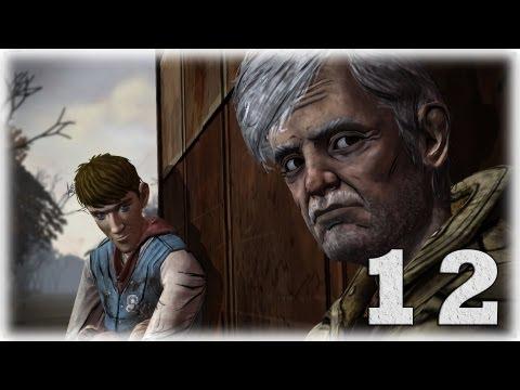 Смотреть прохождение игры The Walking Dead: Episode 3. Серия 12 - Ты отличный стрелок, Клементина.