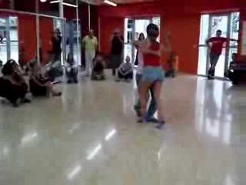 Larisa tango workshop Javier Rodriguez & Andrea Misse Sep 07