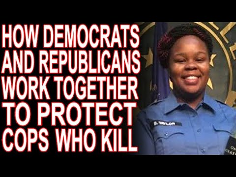 Lynching Breonna -Dems & GOP Cooperate To Protect The Killers