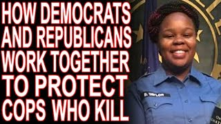 Lynching Breonna --Dems & GOP Cooperate To Protect Her Killers