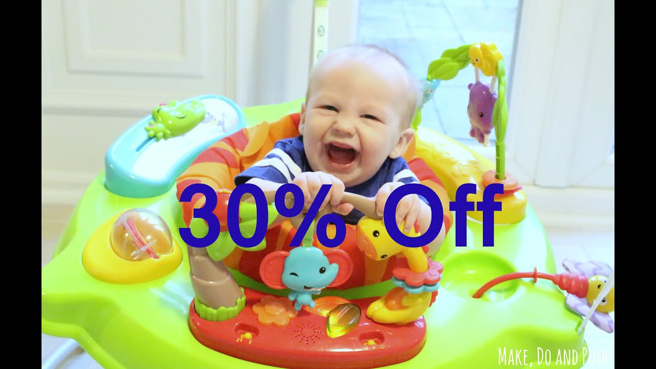 b586a5e66 Fisher Price Rainforest Jumperoo