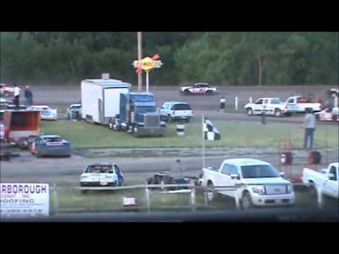 Kenney MotorSports 30PK 6/15/13 Mid Nebraska Speedway- Doniphan NE