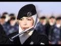 Bold and beautiful Women in uniform