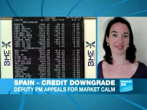 Spain - Credit downgrade: Standard & Poors cuts credit ...