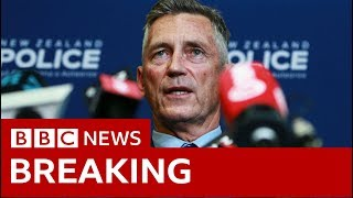 New Zealand police chief: 'Unprecedented, abhorrent event' - BBC News