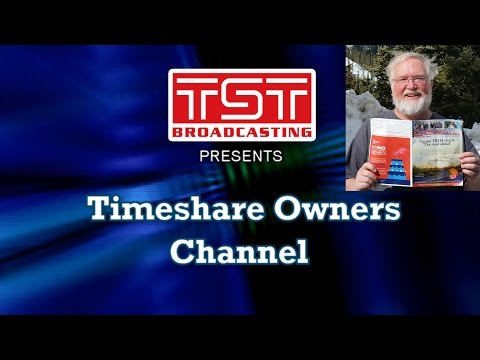 TST Broadcasting: Timeshare Owners Channel - 4/17 - Tom Miller