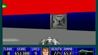 Project Wolfenstein 3D (E1M8)