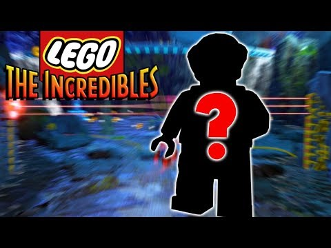 CAMODO JOINS THE INCREDIBLES RESCUE TEAM! (Lego The Incredibles Gameplay #35) |