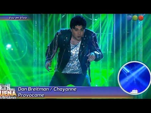 Dan Breitman es Chayanne - Tu Cara Me Suena 2015