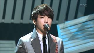 CNBLUE - Hey You, 씨엔블루 - 헤이 유, Music Core 20120407