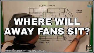 Where will away fans sit next season after Premier League rule change?