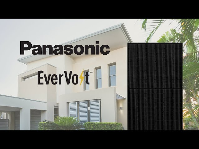 Panasonic EverVolt™ Panel Launch
