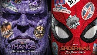 SPIDER-MAN FAR FROM HOME: Avengers Endgame Sonrası Yeni Evren Başladı!