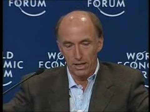 Davos Annual Meeting 2005 - Does Business Have a Noble Purpose
