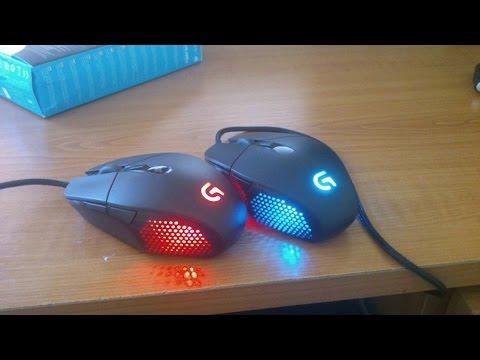 Logitech G303 mouse rattling sensor fix (disassembly tutorial)