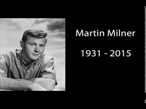 Martin Milner Adam 12 ~ EOW Last Radio Transmission End Of Watch