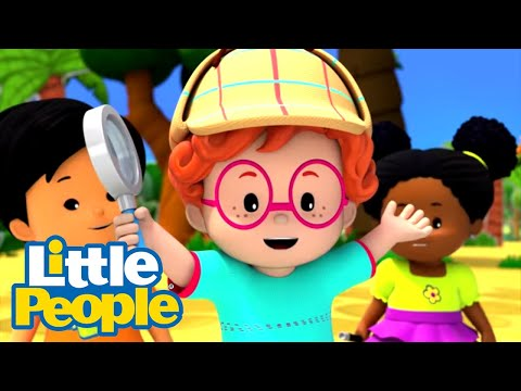Fisher Price Little People 152 | Nuts for Sharing! - Fun Marathon | Full Episodes HD | Kids Cartoon