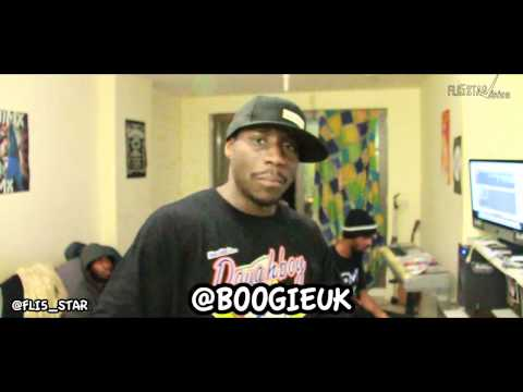 @BOOGIEUK aka ANGLES  FREESTYLE ***GOES IN****