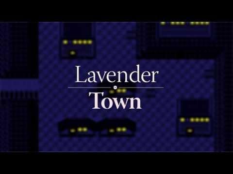 【piano】Lavender Town