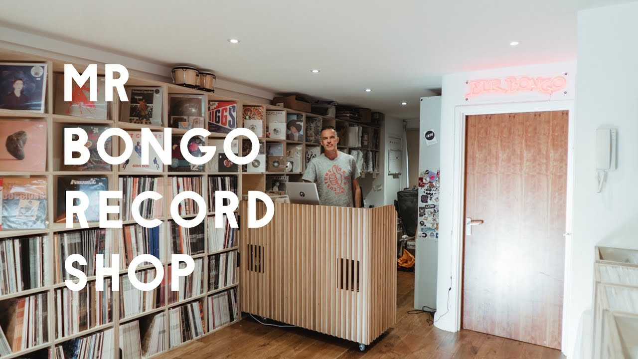 Inside Mr Bongo\u0027s new record shop - YouTube