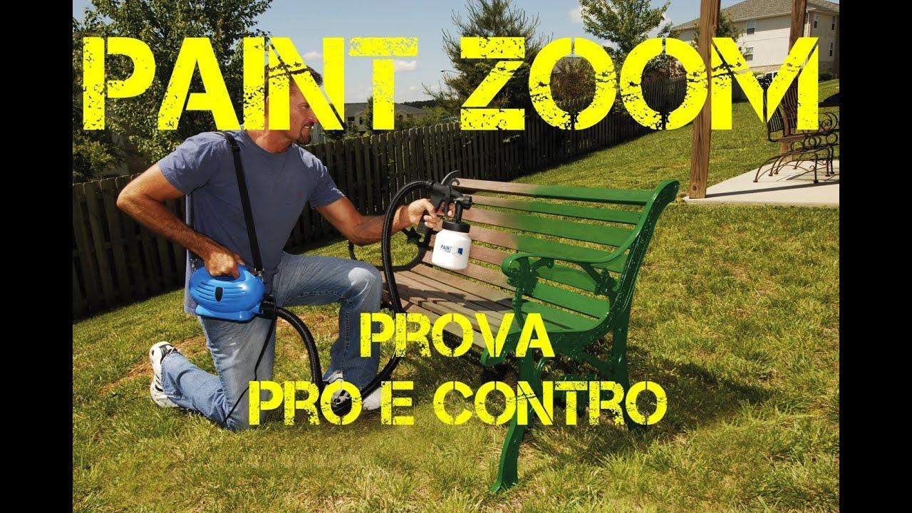 Paint zoom pitturare senza fatica pro e contro youtube