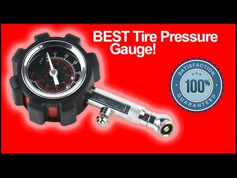 best dial tire pressure gauge deluxe series youtube. Black Bedroom Furniture Sets. Home Design Ideas