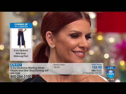 HSN | The Fashion Show with Giuliana Rancic Premiere 11.15.2017 - 11 PM