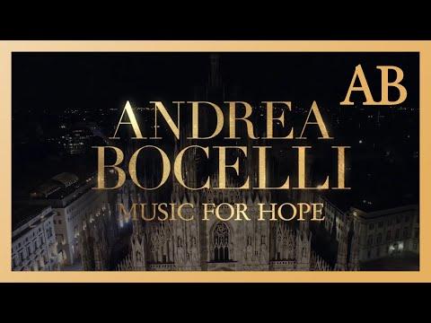 Music For Hope LIVE - April 12th 10am LA   1pm NYC   6pm UK   7pm CET